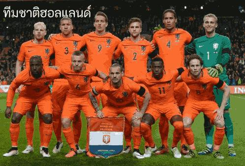 วิเคราะห์ทีมชาติฮอลแลนด์